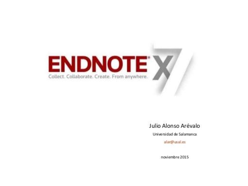 endnote-x7-gestor-de-referencias-bibliogrficas-tutorial-ejercicios-1-638