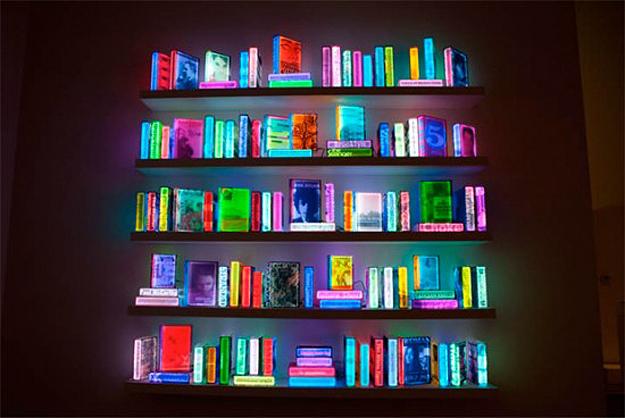 led-book-installation-bookshelves