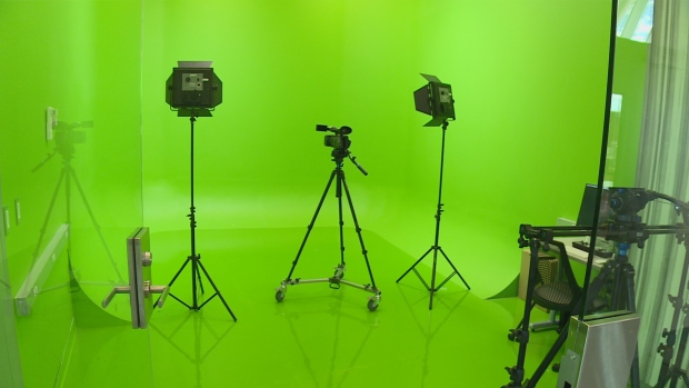 green-screen-vaughan-library