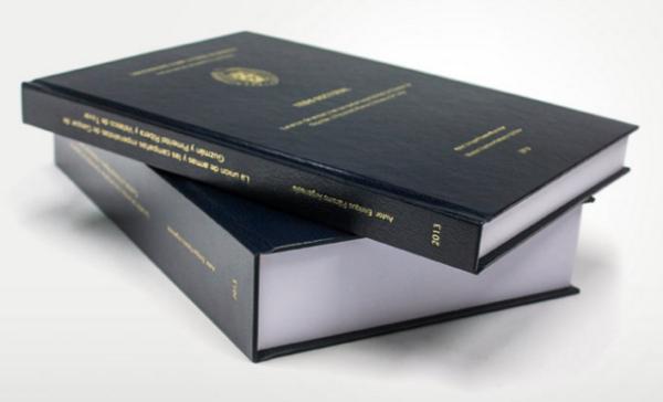 Tesis del Departamento de Información y Documentación de la Universidad de Salamanca