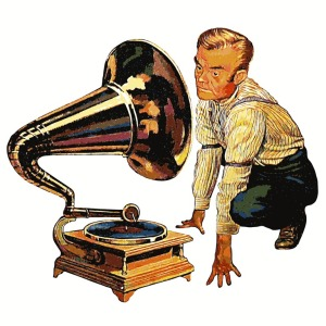 man-listening-to-gramophone-detailed-1