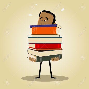 11248569-ilustraci-n-de-un-hombre-afro-bibliotecario-ocupado-la-celebraci-n-de-una-pila-de-libros-foto-de-archivo