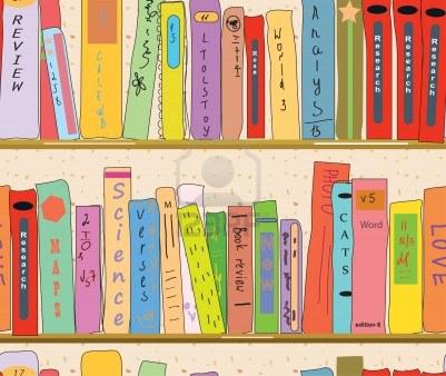 12162699-los-estantes-de-libros-en-la-biblioteca-el-fondo-de-pantalla-sin-problemas1
