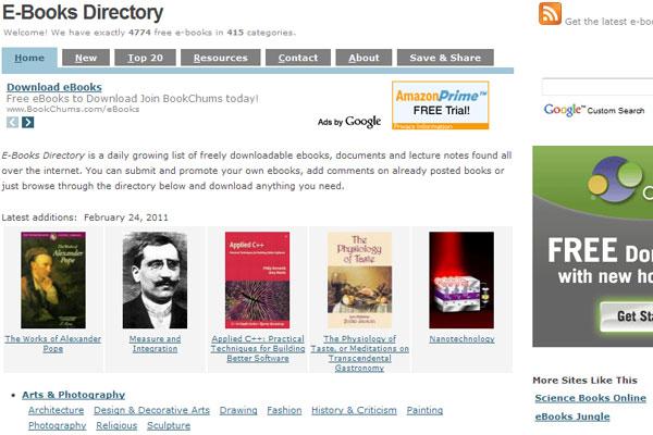 e-books-directory