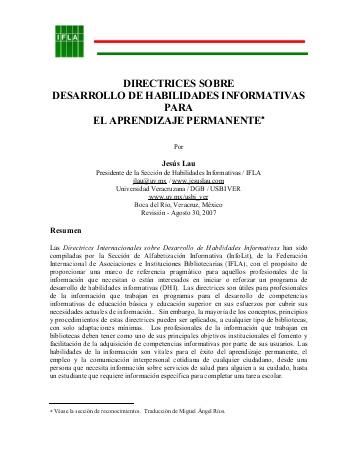 2011-directrices-sobre-dhi-para-aprendizaje-biblioteca-virtual