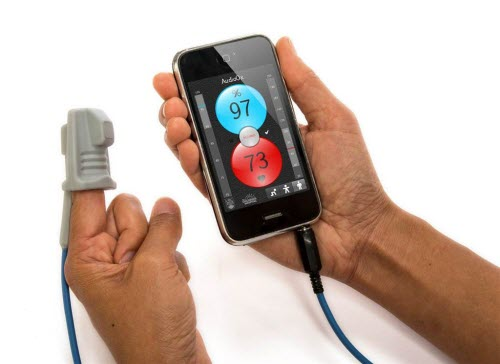 smartphone-medical-monitor