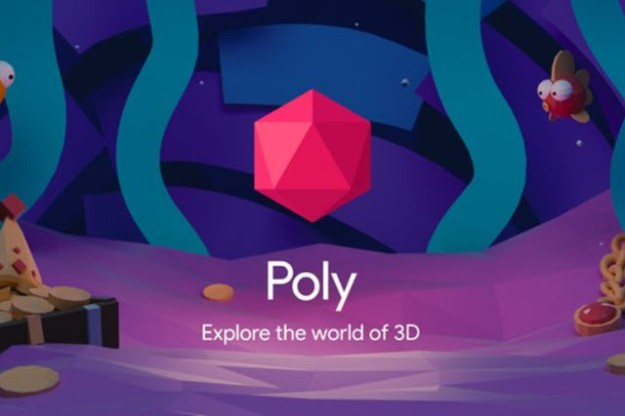 google-poly
