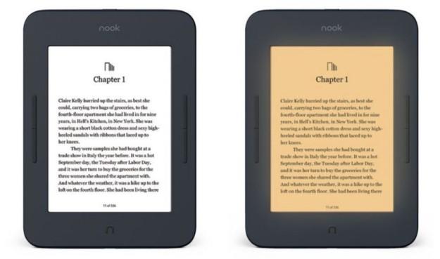 Tendencias sobre e-Readers para 2018: pantallas en color, grandes ...