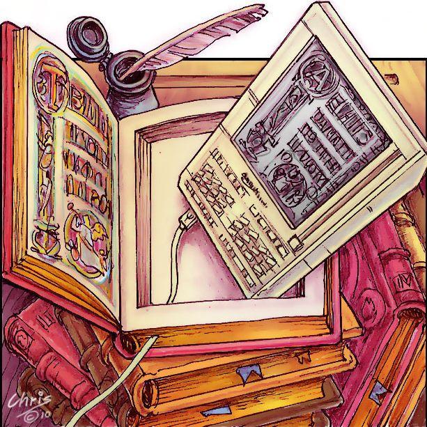 La revolución del libro digital