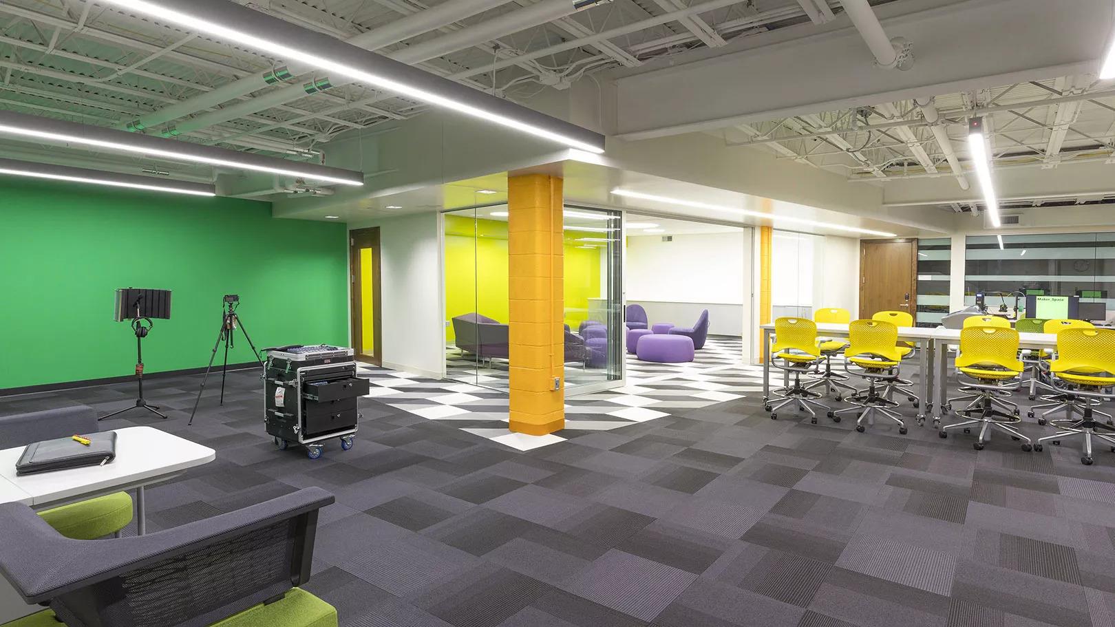 De que manera los espacios de creación pueden modernizar las ...