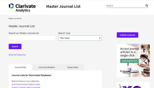 how-to-identify-sci-indexed-journals