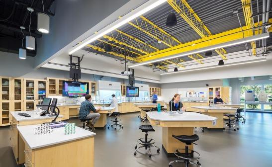 Bellevue University Labs