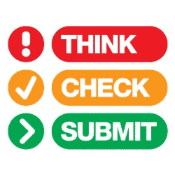 think-check-submit