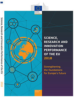 Science, Research and Innovation Performance of the EU 2018