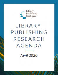 Library Publishing Research Agenda | Library Publishing Coalition